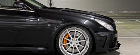 Black Edition WB Front Fenders Mercedes CLS W219