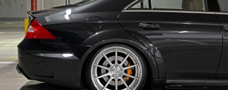 Black Edition WB Widebody Rear Widenings Mercedes CLS W219