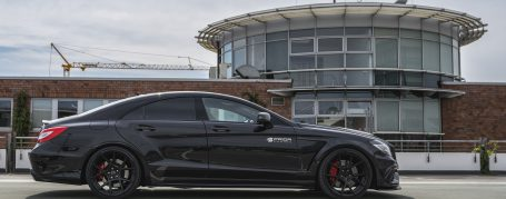 PDV4 Side Skirts for Mercedes CLS W218