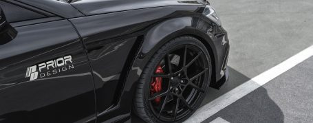 PDV4 Front Fenders for Mercedes CLS W218
