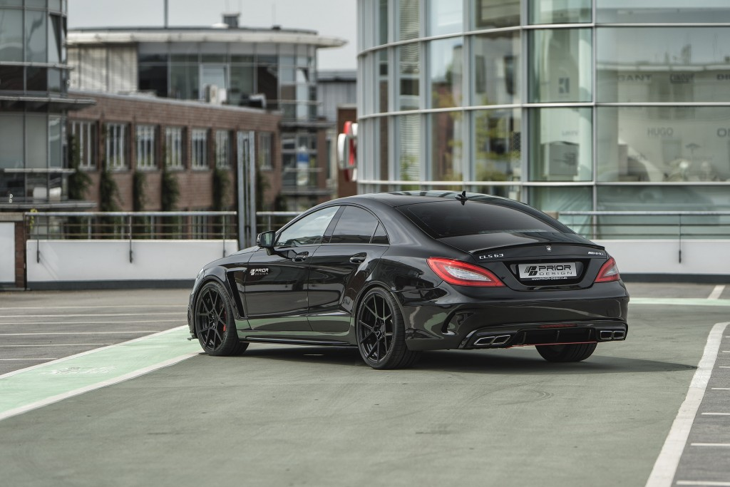 mercedes cls w218 tuning pdv4 aerodynamic kit rotiform. Black Bedroom Furniture Sets. Home Design Ideas