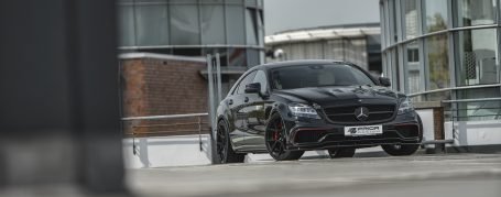Mercedes CLS W218 Tuning - PDV4 Aerodynamik-Kit / Body-Kit