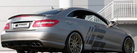 Mercedes E-Coupe C207/A207 Tuning - PD Aerodynamik-Kit / Body-Kit