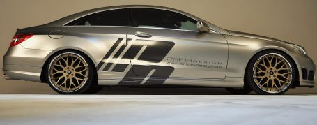 PD Side Skirts (right/left) for Mercedes E-Coupe & Carbrio C207/A207