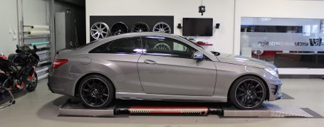 PD550 Black Edition Side Skirts (right/left) for Mercedes E-Coupe & Cabrio C207/A207
