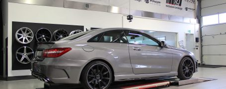 Mercedes E-Coupe & Cabrio c207/a207 Tuning - PD550 Aerodynamic Kit / Body Kit