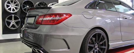 PD550 Black Edition Heckstoßstange für Mercedes E-Coupe C207/A207