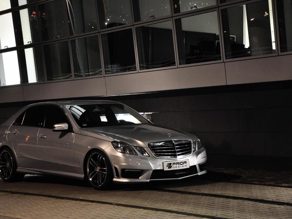 mercedes e klasse limousine w212 tuning pd500. Black Bedroom Furniture Sets. Home Design Ideas