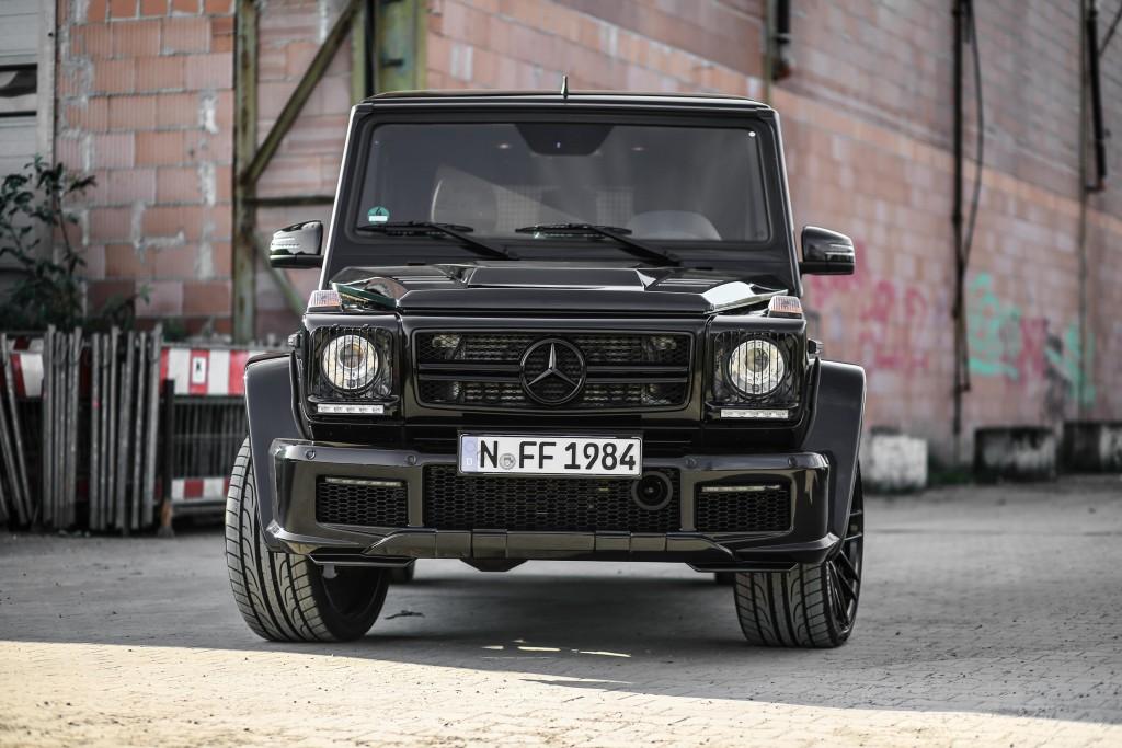 PD Frontstoßstange für Mercedes G-Klasse W463