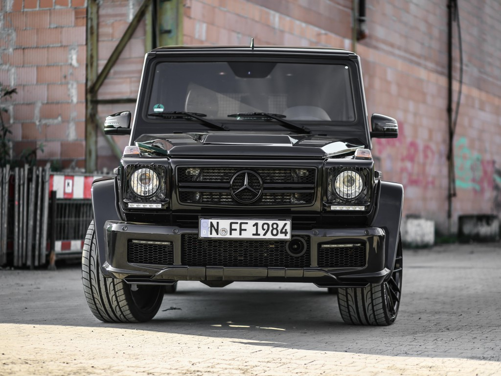 mercedes g klasse w463 tuning widebody aerodynamik kit m d exclusive cardesign. Black Bedroom Furniture Sets. Home Design Ideas