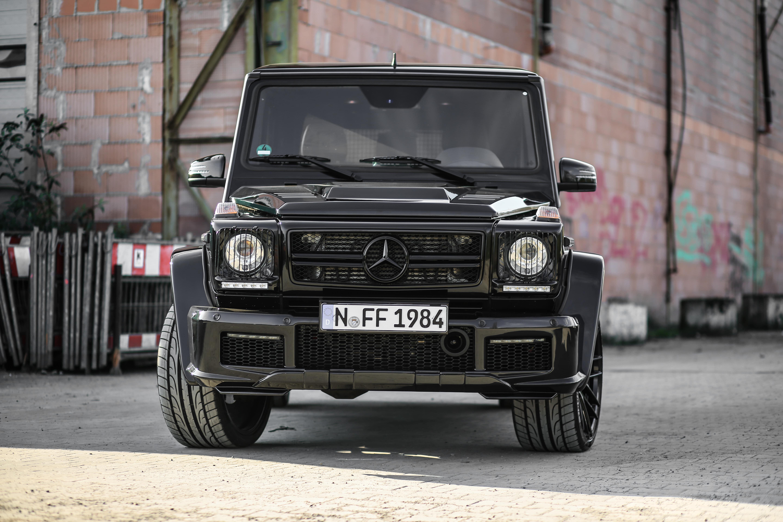 PD Front Bumper suitable for Mercedes G-Class W463