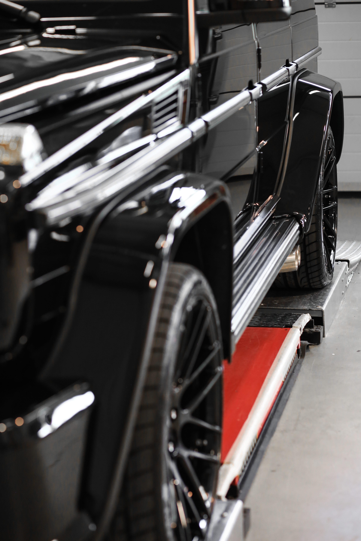 Widebody Front- und Heckverbreiterungen PD für Mercedes G-Klasse W463
