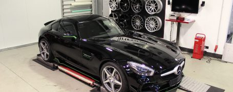 Mercedes-AMG GT/GTS C190 Tuning - PD800GT Body-Kit / Aero-Kit