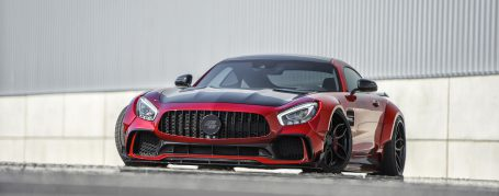 Mercedes AMG GT/GTS/GTC C190 Tuning - PD700GTR Widebody Aerodynamic Kit