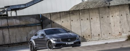 Mercedes S-Coupé C217/W217 Breitbau Tuning - PD75SC Widebody Aerodynamik-Kit