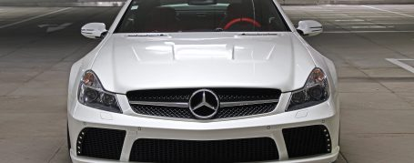 PD-Series Engine Cover for Mercedes SL R230/R230FL