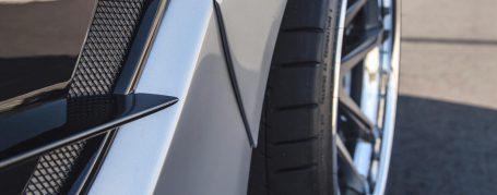 PD900GTWB Widebody Frontverbreiterungen für Mercedes SLS AMG Coupé C197