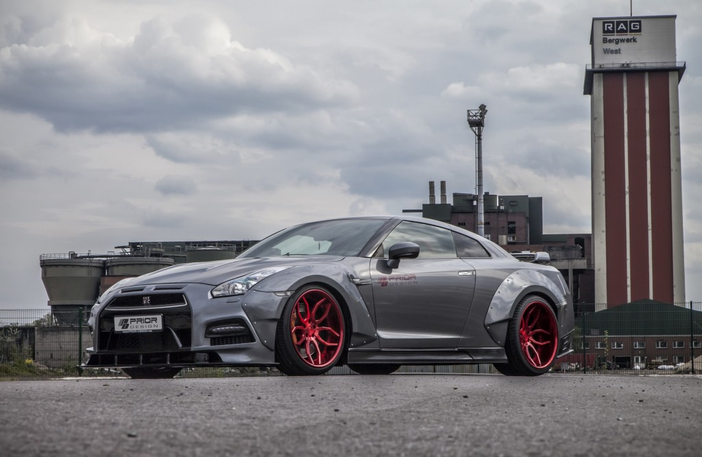 nissan gt r r35 nismo tuning pd750 wb wide body. Black Bedroom Furniture Sets. Home Design Ideas