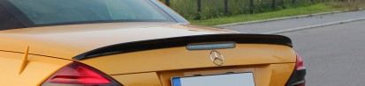 PD 63 Series Rear Trunk Spoiler for Mercedes SL R230/R230FL