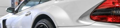 PD Black Edition Rear Widenings for Mercedes SL R230