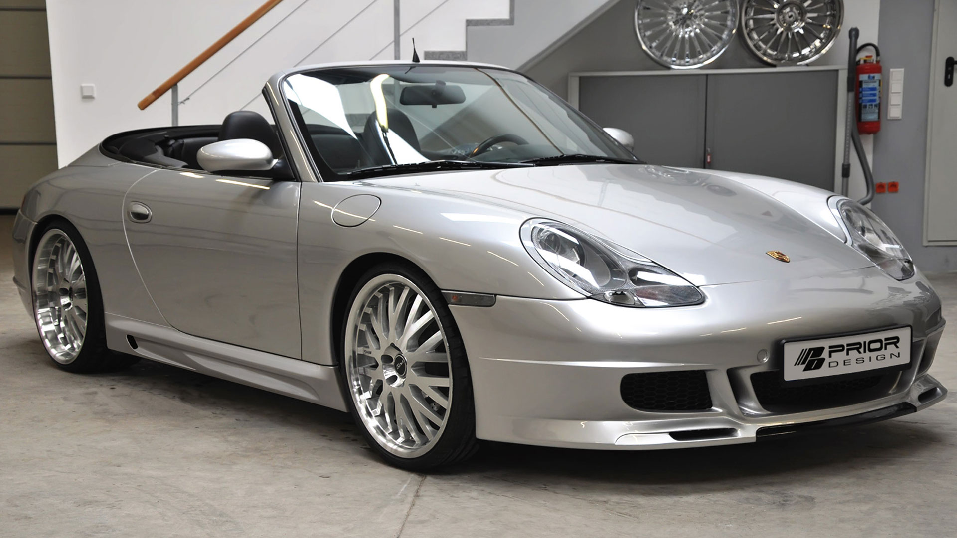 Porsche 911 996 Tuning Freestyle Aerodynamic Package For All Porsche 911 996 1 Models Except Turbo M D Exclusive Cardesign