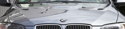 PD-M Motorhaube (ohne Schlitze) passend für BMW 3'er E92/E93