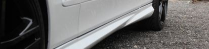 PD Side Skirts for Mercedes CLK C209/A209