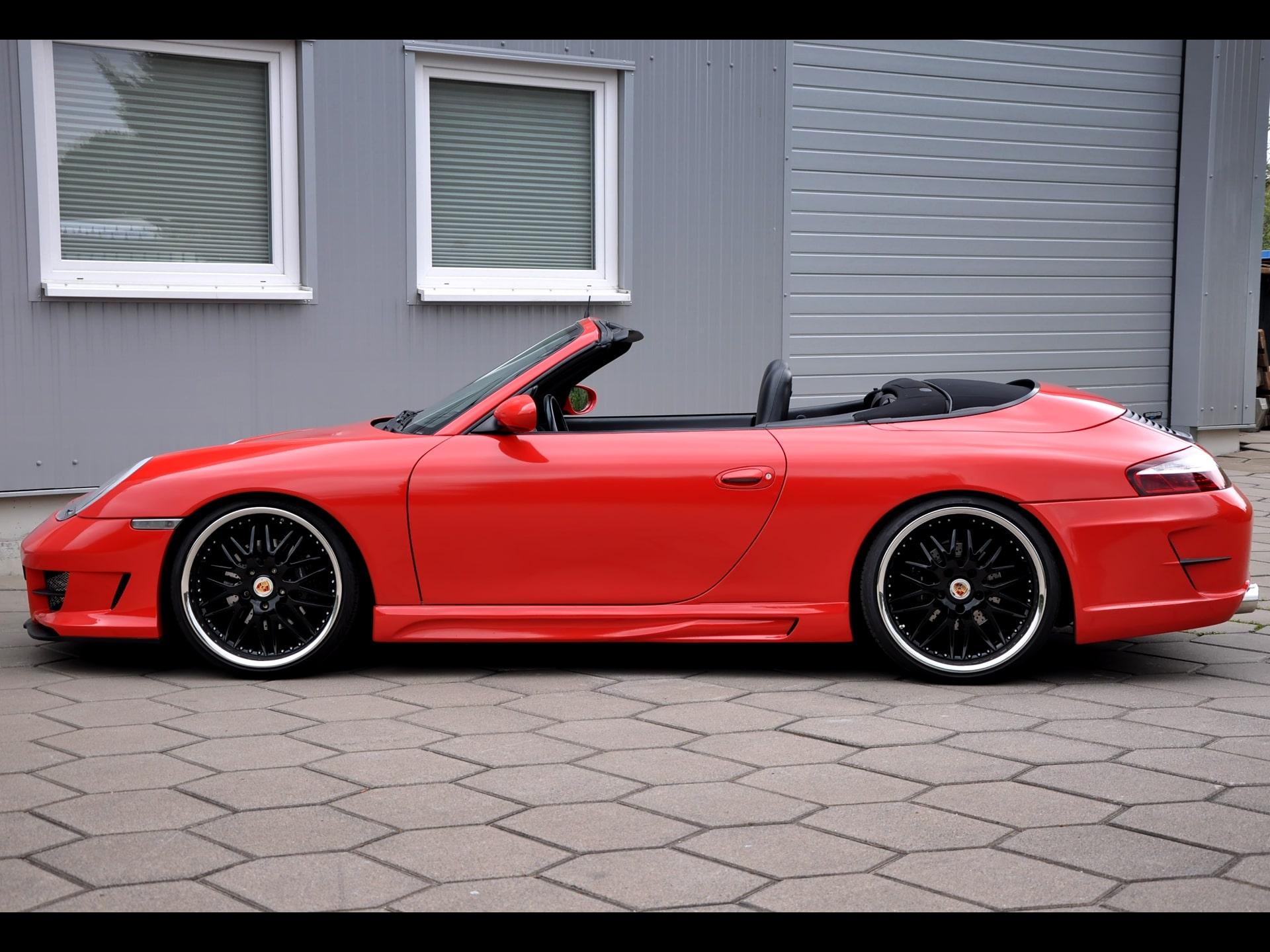 Porsche 911 996 1 Tuning Pd1 Aerodynamic Kit Body Kit M D Exclusive Cardesign