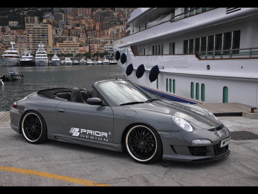 PD3 Frontkotflügel für Porsche 911 996.1 / 996.2- 997 GT3 Conversion Kit