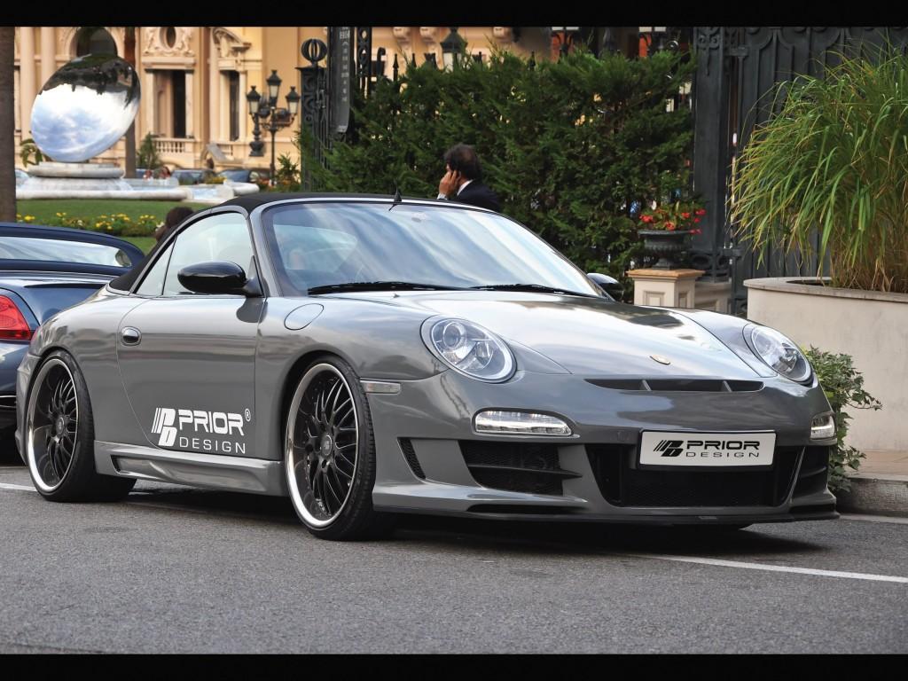PD3 Frontkotflügel für Porsche 911 996.1 & 996.2 - 997 GT3 Conversion Kit