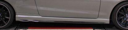 PD550 Black Edition Seitenschweller für Mercedes E-Coupe C207/A207