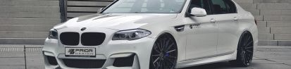 PD5XX Aerodynamic Kit for BMW 5-Series F10/F11 Limousine & Touring