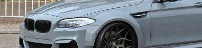 PD55X WB Widebody Frontkotflügel für BMW 5'er F10