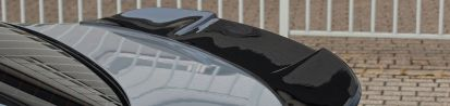 PD55X WB Widebody Rear Trunk Spoiler for BMW 5-Series F10