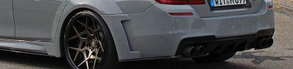 PD55X WB Widebody Heckstoßstange für BMW 5'er F10