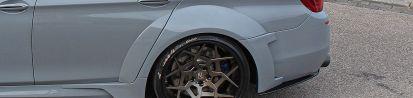 PD55X WB Widebody Heckverbreiterungen (Satz) für BMW M5 F10