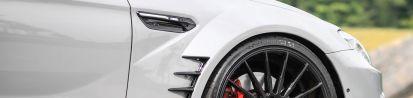 PD6XX WB Frontkotflügel für BMW 6'er F12/F13/M6
