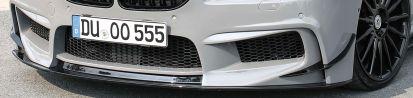 PD6XX WB Frontstoßstange für BMW 6'er F12/F13/M6
