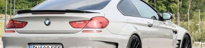 PD6XX WB Heckstoßstange für BMW 6'er F12/F13/M6