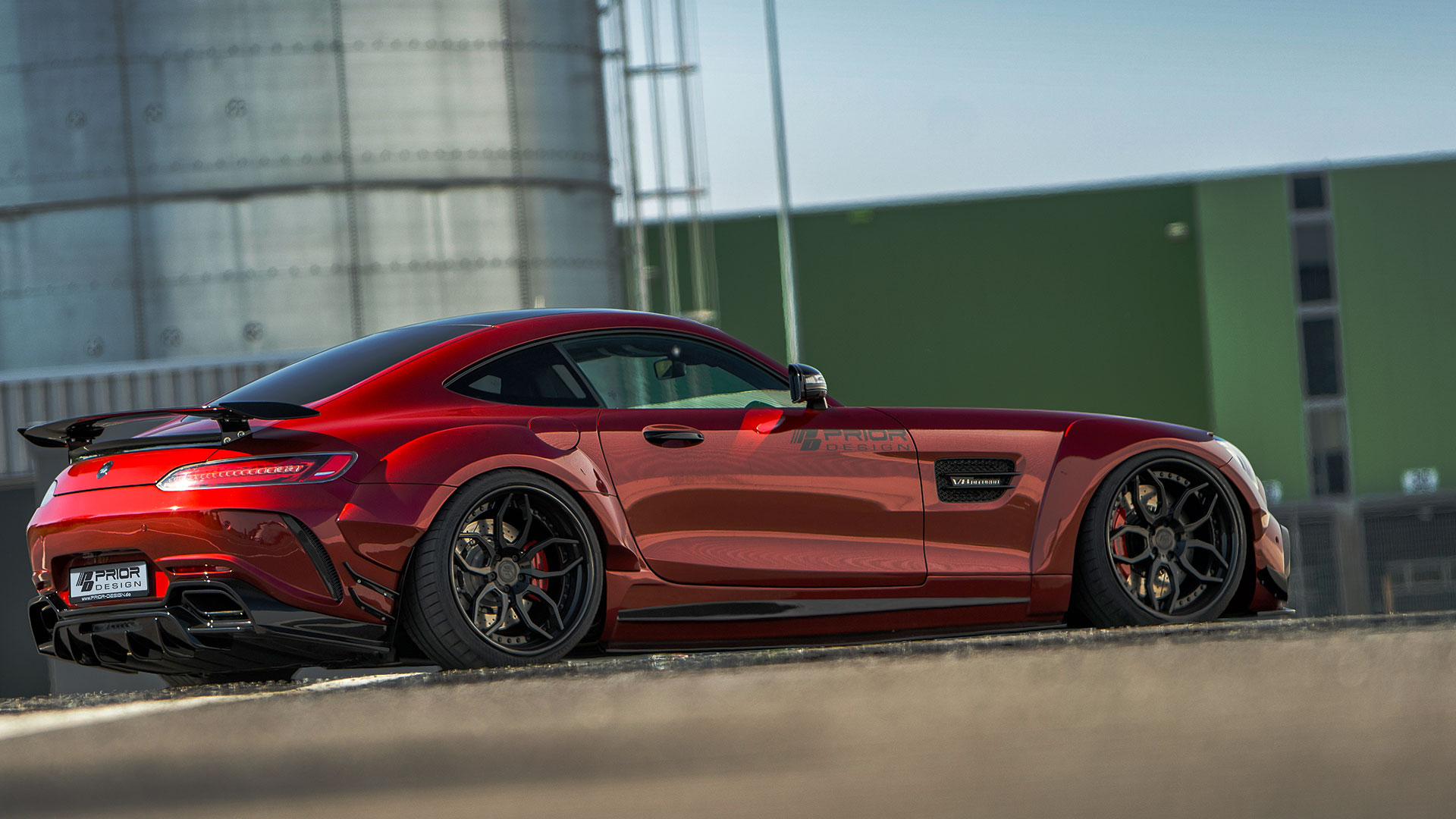 mercedes gt gts gtc amg tuning pd700gtr wide body. Black Bedroom Furniture Sets. Home Design Ideas