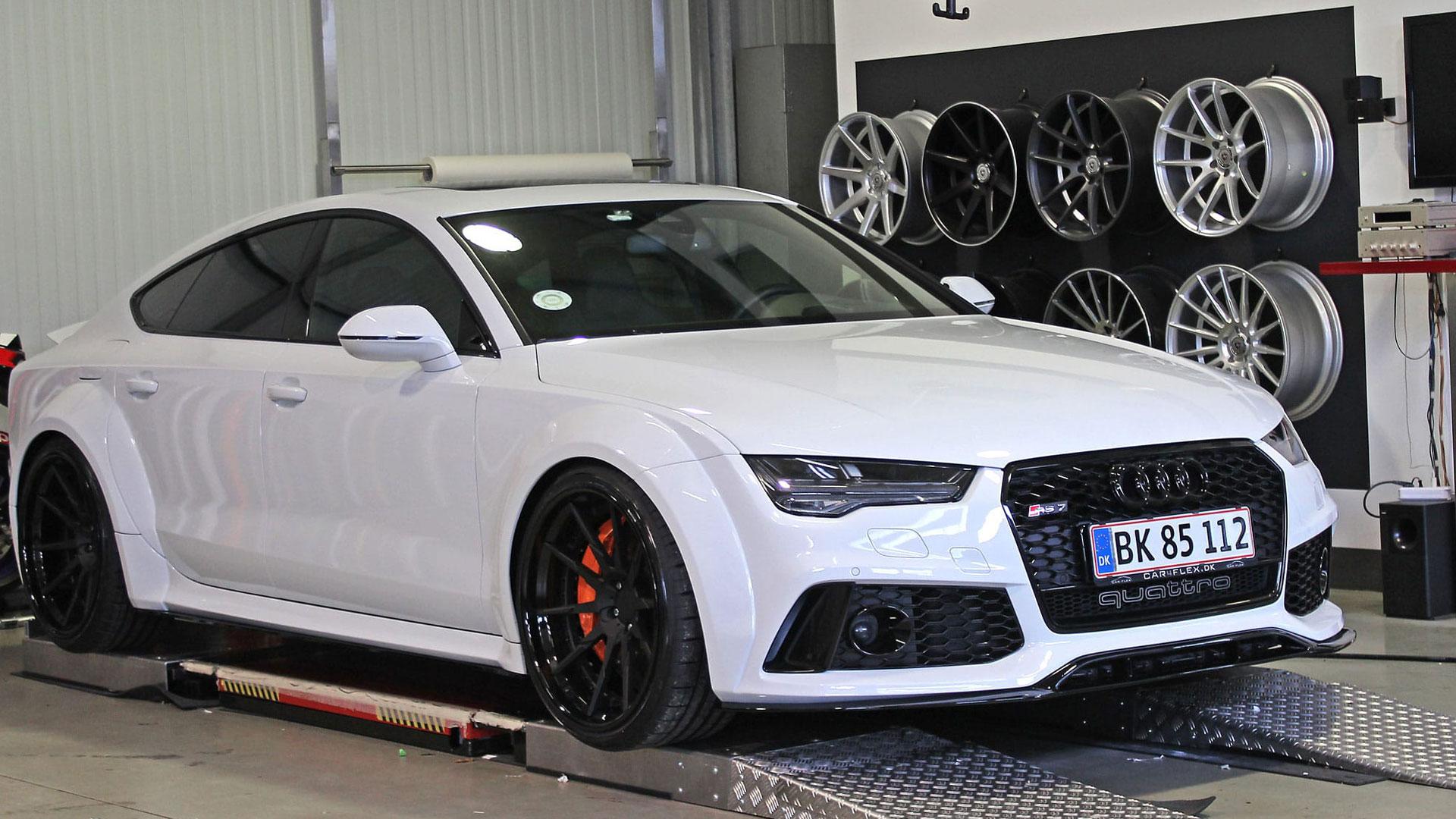 Audi a7 tuning