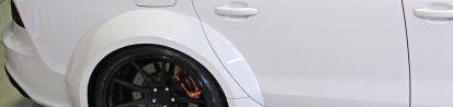 PD700R Widebody Heckverbreiterung 6-tlg. für Audi A7/S7/RS7