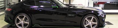 PD800GT Aerodynamik-Kit passend für Mercedes GT/GTS [C190]