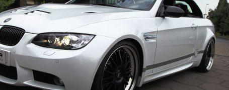PDM3 WB Front Fenders for BMW E92/E93 Coupé/Cabrio models