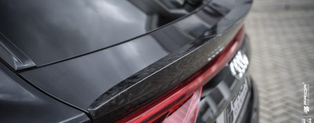 PDQ8XL Rear Trunk Spoiler for Audi Q8