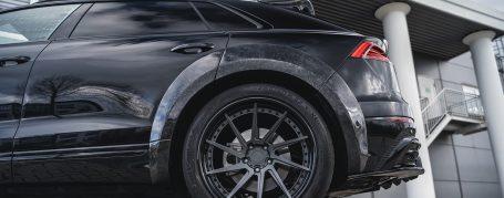 PDQ8XLWB Rear Widenings for Audi Q8