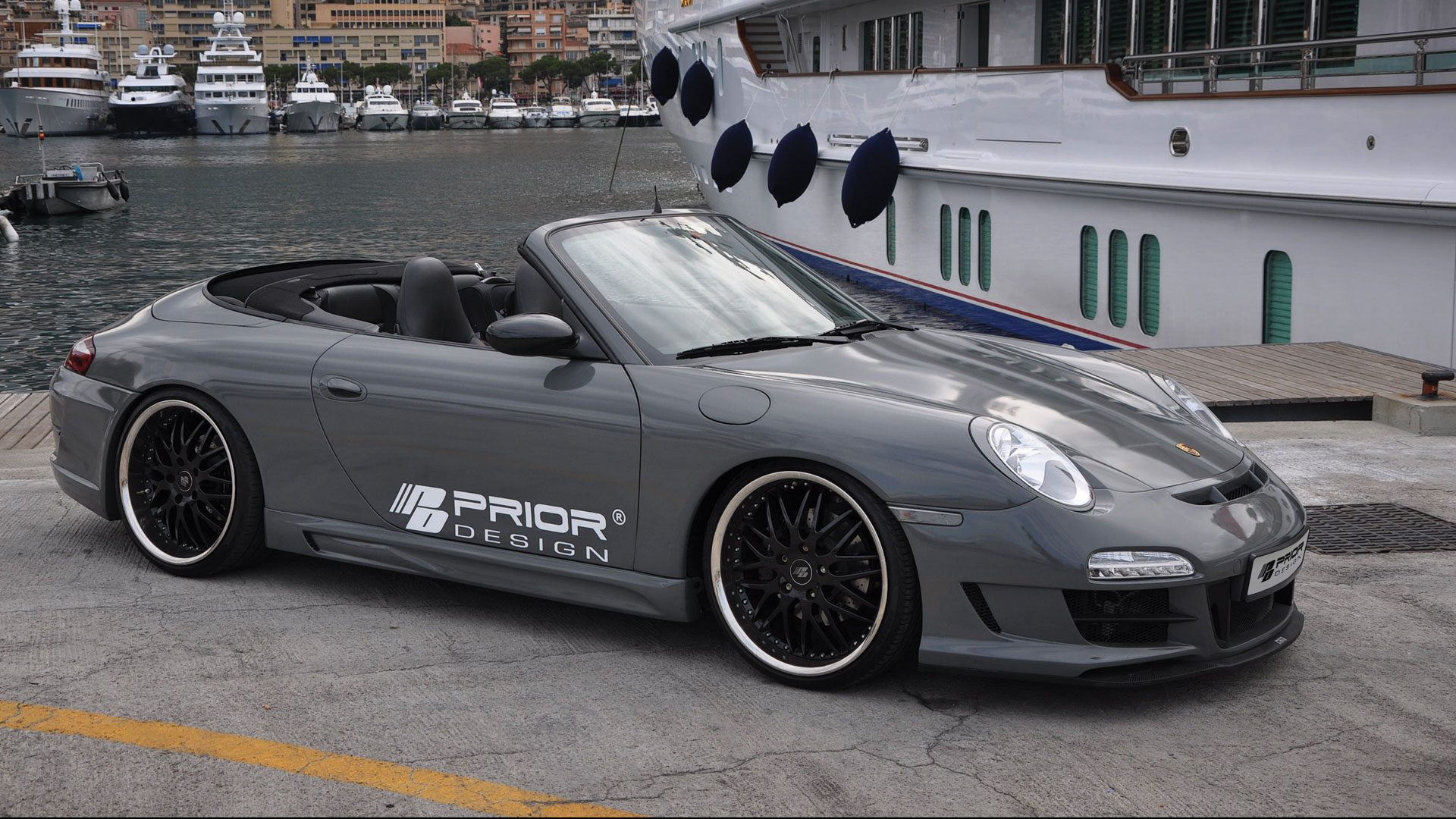 Porsche 911 996 1 996 2 Tuning Pd3 Conversion Package To 997 2 Aerodynamic Kit M D Exclusive Cardesign