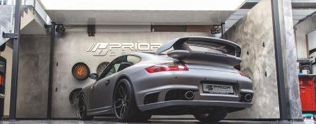 PDSR2 Seitenschweller für Porsche 911 997.1