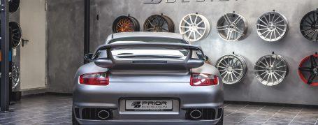PDSR2 Heckstoßstange für Porsche 911 997.1