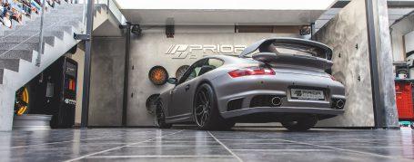 Porsche 911 997.1 Tuning - PDSR2 Aerodynamik-Kit / Body-Kit